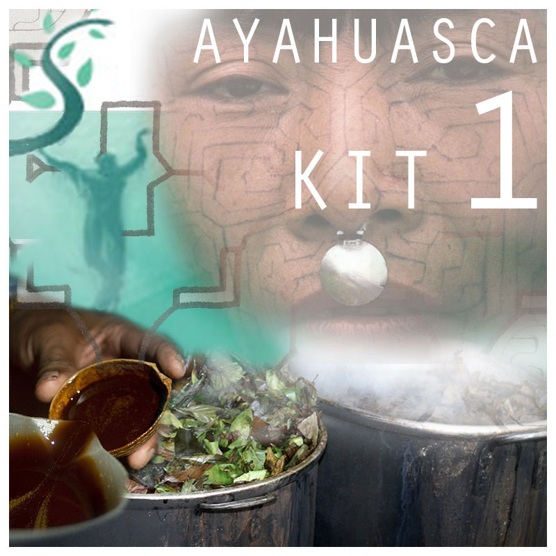 Ayahuasca Kit 1